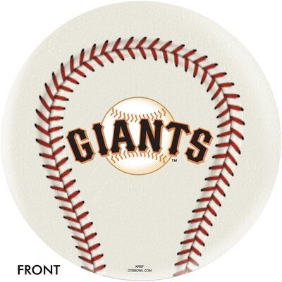 MLB San Francisco Giants Bowling Ball