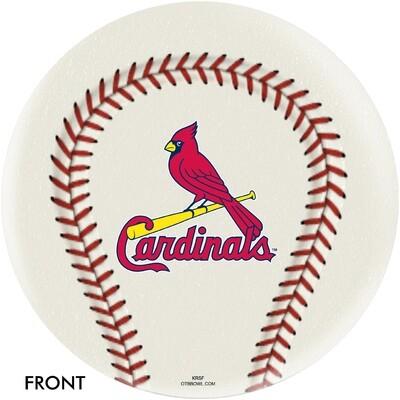MLB St. Louis Cardinals Bowling Ball