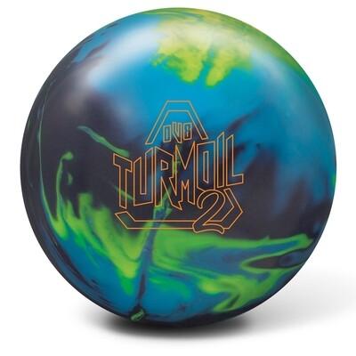DV8 Turmoil 2 Solid Bowling Ball