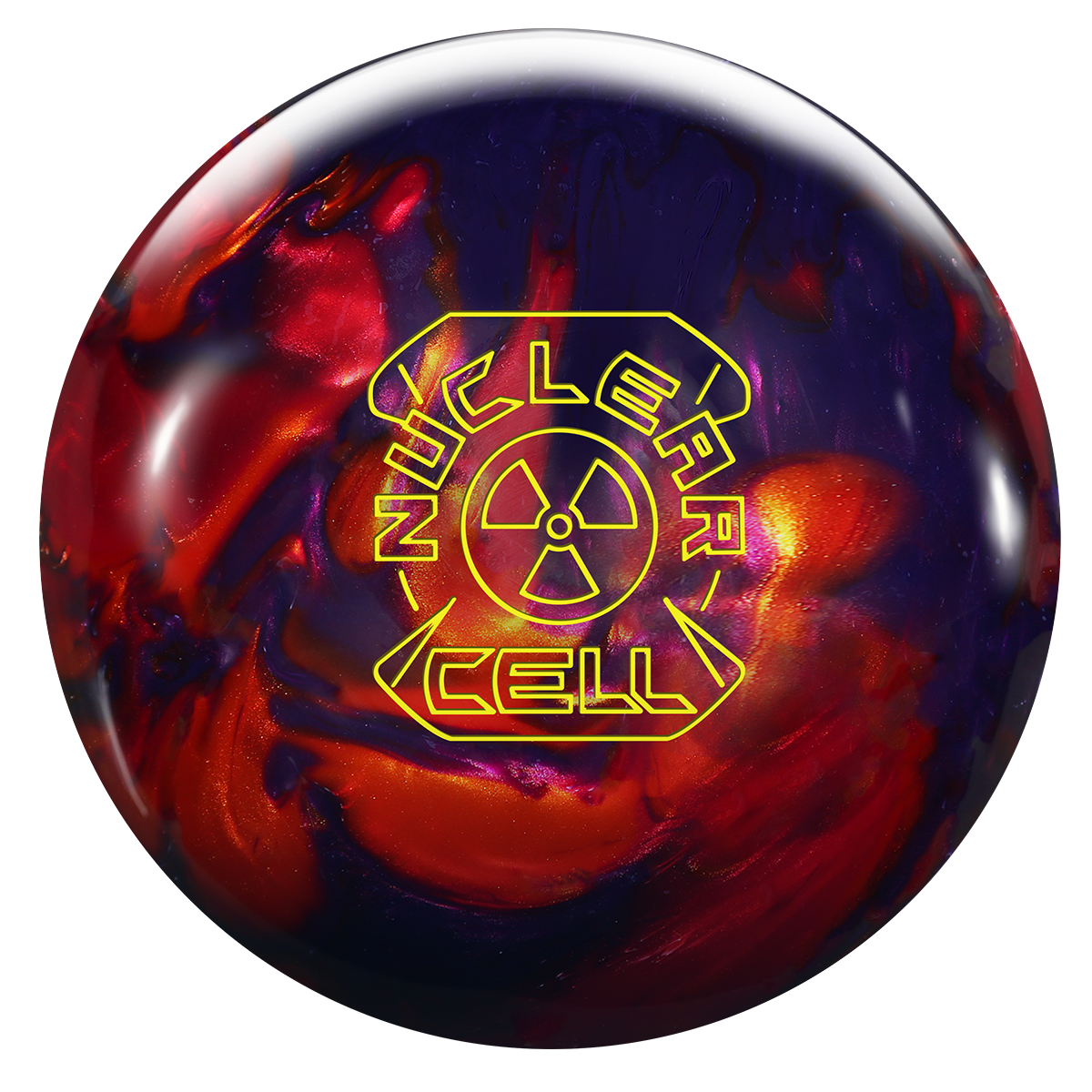 Roto Grip Nuclear Cell Bowling Ball
