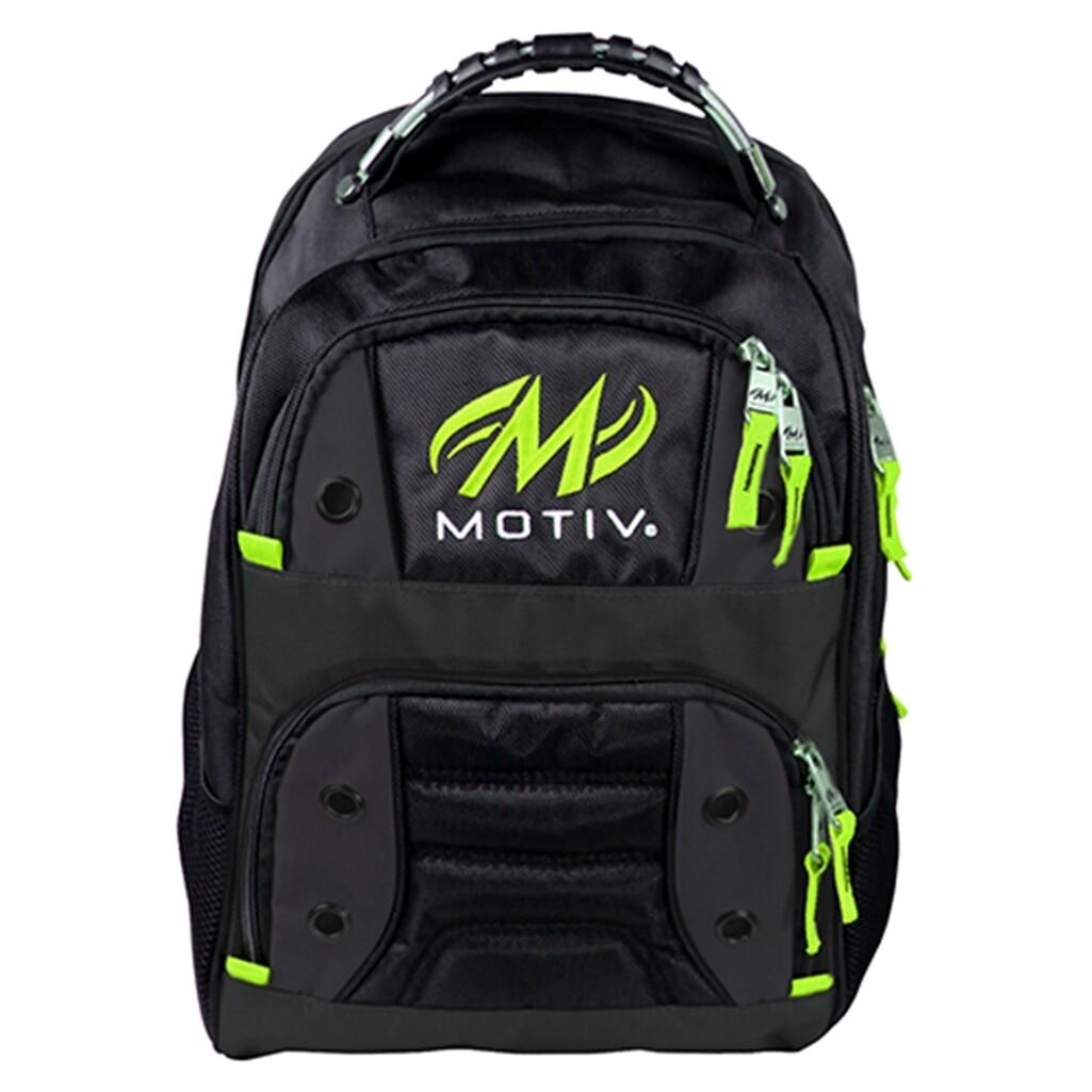 Motiv Intrepid Lime Green Backpack