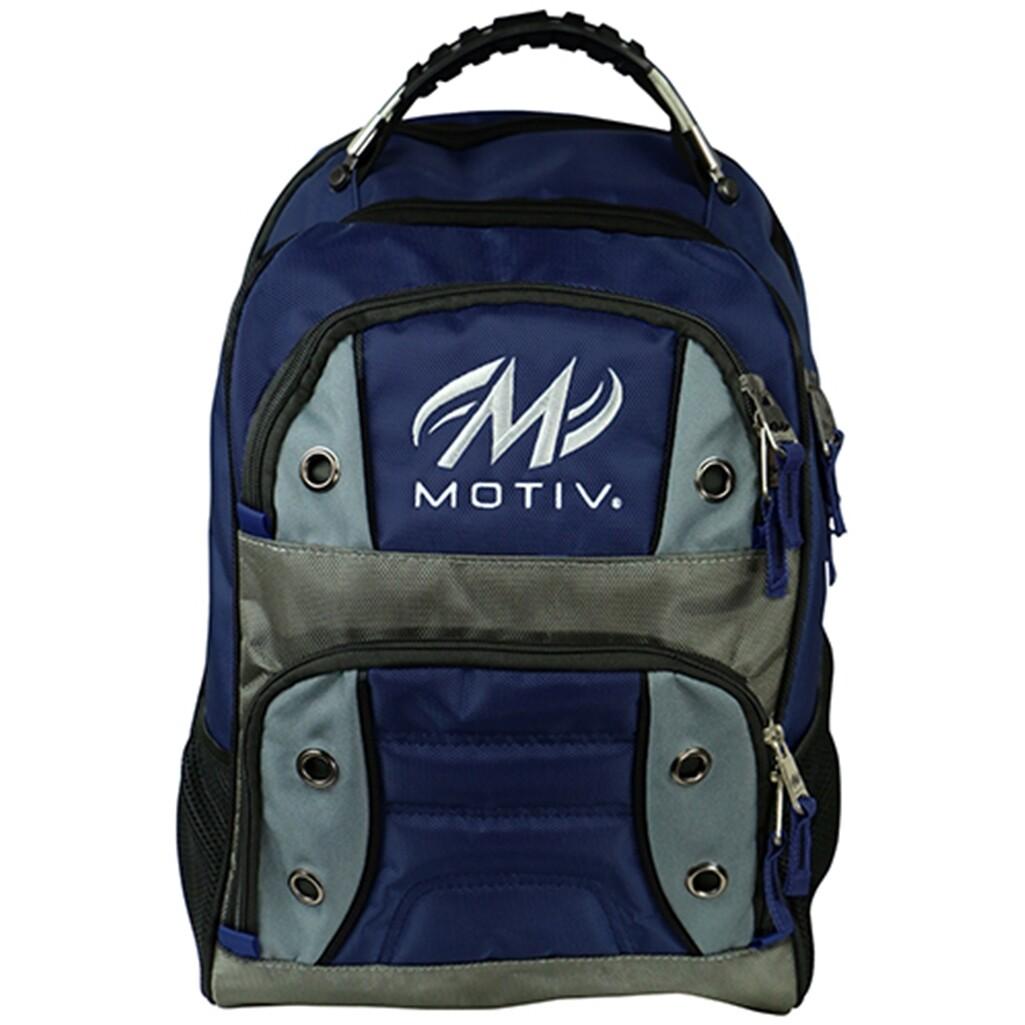 Motiv Intrepid Navy Blue Backpack