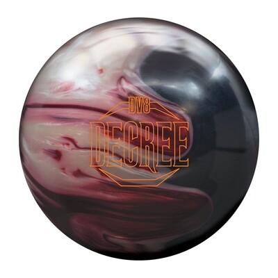 DV8 Decree Pearl Bowling Ball