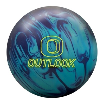Columbia 300 Outlook Solid Bowling Ball