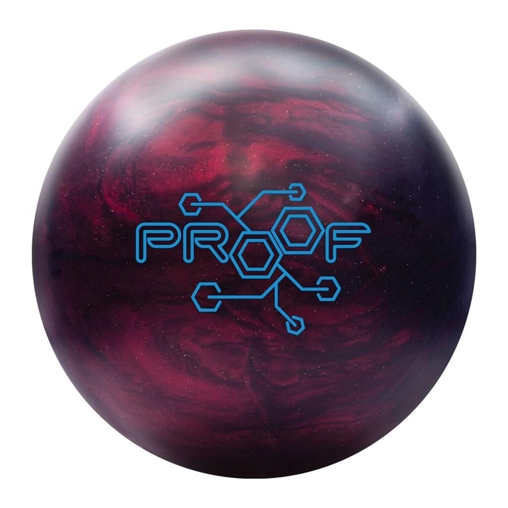 Track Proof Hybrid Bowling Ball