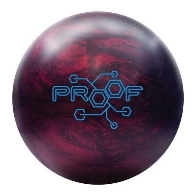 Track Proof Hybrid Bowling Ball