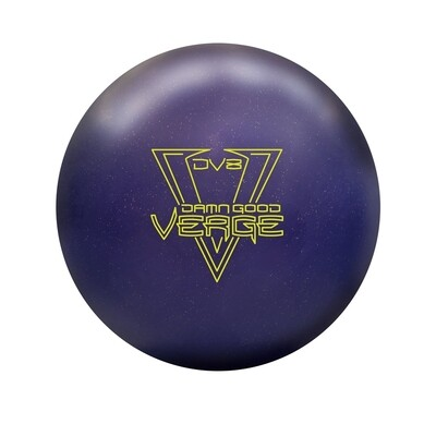 DV8 Damn Good Verge Bowling Ball