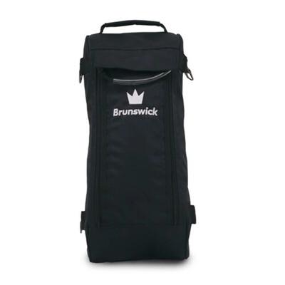 Brunswick Combat Black Bowling Shoe Bag
