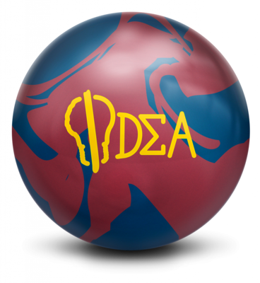 Big Bowling Idea Solid Bowling Ball