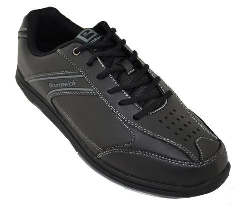 KR Strikeforce Flyer Black Mens Bowling Shoes