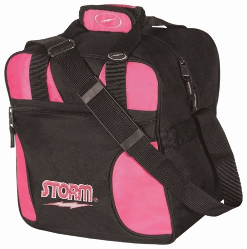 Storm Solo Tote Black/Pink Bowling Bag