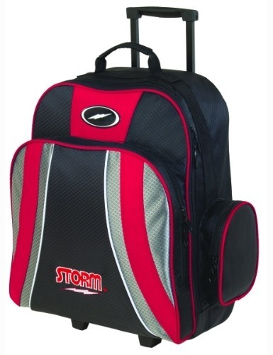 Storm Rascal 1 Ball Roller Red Bowling Bag