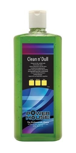 Powerhouse Clean n' Dull 32oz Bowling Ball Cleaner
