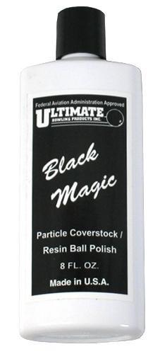 Ultimate Black Magic Bowling Ball Polish 8 oz