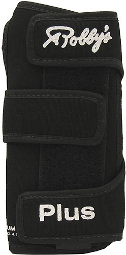 Robby's Cool Max Plus Black Bowling Wrist Support