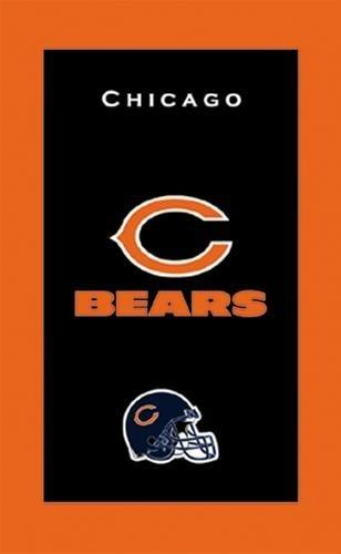 KR NFL Bowling Towel Chicago Bears