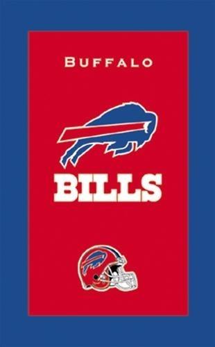 KR NFL Bowling Towel Buffalo Bills