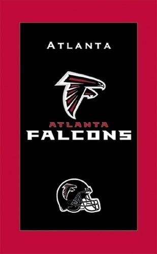 KR NFL Bowling Towel Atlanta Falcons