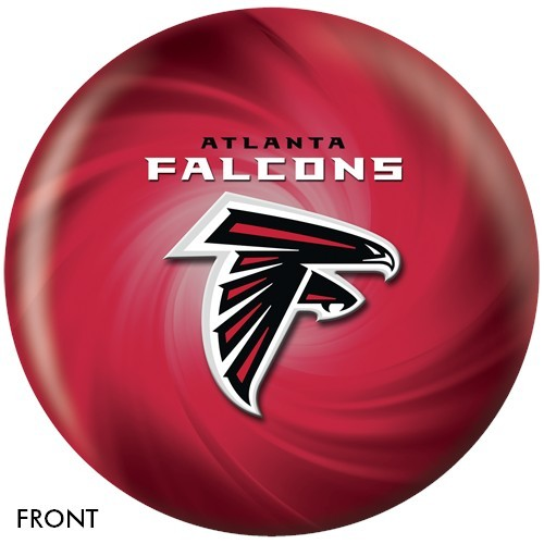 NFL Atlanta Falcons Bowling Ball