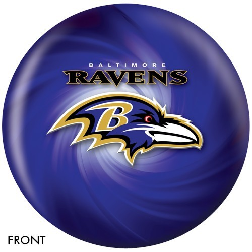 NFL Baltimore Ravens Bowling Ball