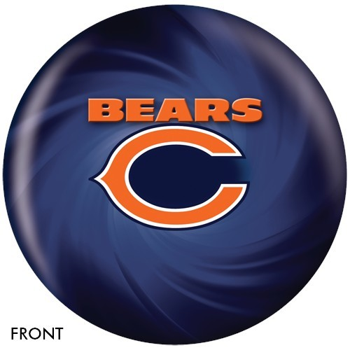 NFL Chicago Bears Bowling Ball