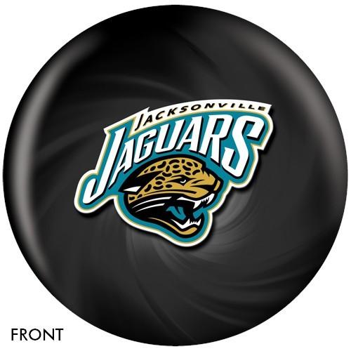NFL Jacksonville Jaguars Bowling Ball