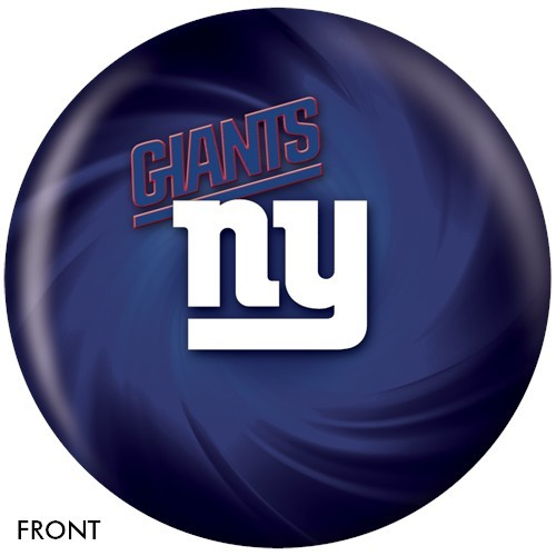 NFL New York Giants Bowling Ball