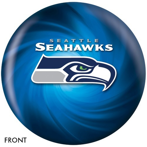 NFL Seattle Seahawks Bowling Ball