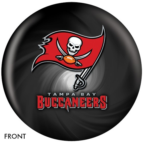 NFL Tampa Bay Buccaneers Bowling Ball