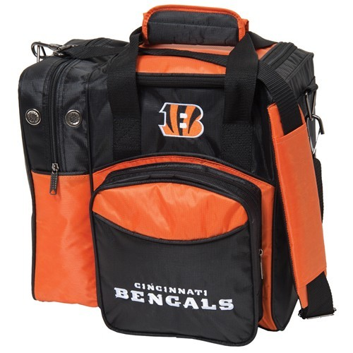 KR NFL Cincinnati Bengals Single Bag