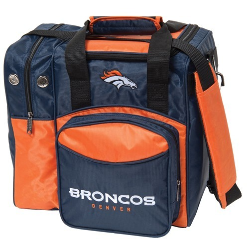 KR NFL Denver Broncos Single Bag