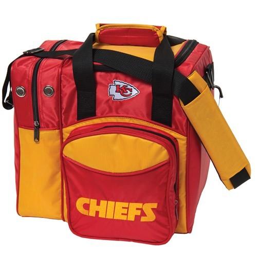 KR NFL Kansas City Chiefs Single Bag