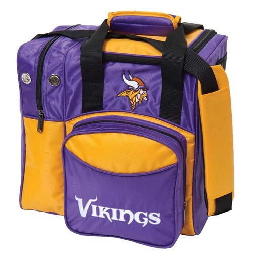 KR NFL Minnesota Vikings Single Bag