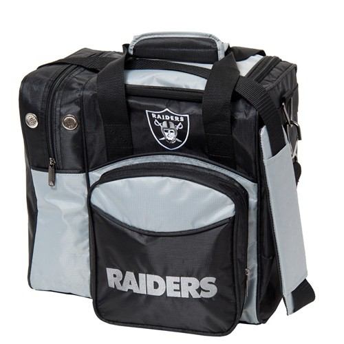 KR NFL Oakland Raiders Single Bag