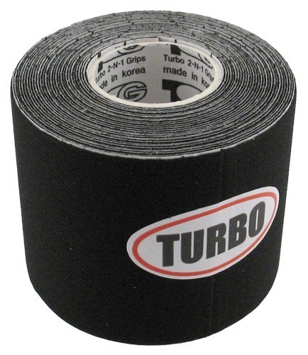Turbo Black Patch Tape Roll