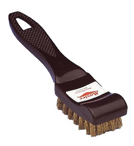 Master Deluxe Bowling Shoe Brush