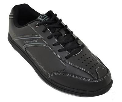 KR Strikeforce Flyer Black Mens Bowling Shoes