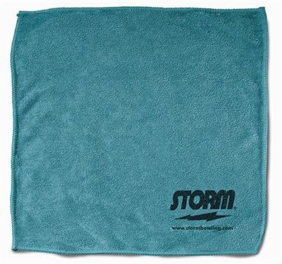 Storm Teal Microfiber Towel