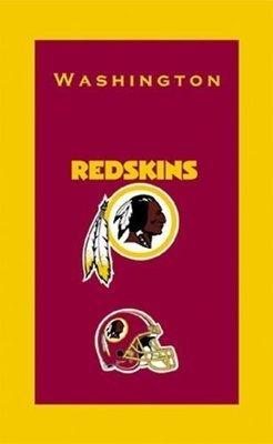 KR Strikeforce NFL Bowling Towel Washington Football Team