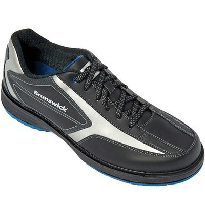 Brunswick Mens Stealth Black/Graphite Right Handed Wide Width