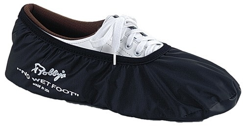 Robby's No Wet Feet Black Bowling Shoe Covers