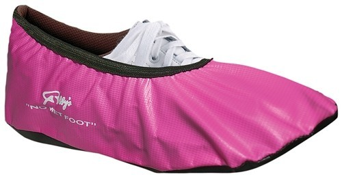 Robbys No Wet Foot Pink Bowling Shoe Covers