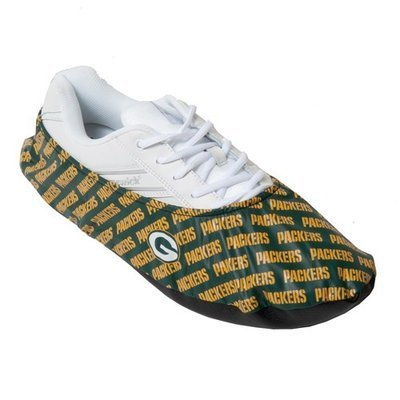 KR Strikeforce NFL Green Bay Packers Bowling Shoe Covers