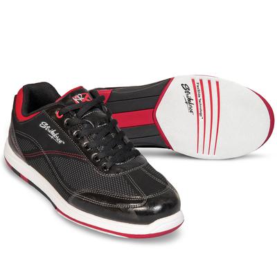 KR Strikeforce Titan Black/Salsa Mens Bowling Shoes