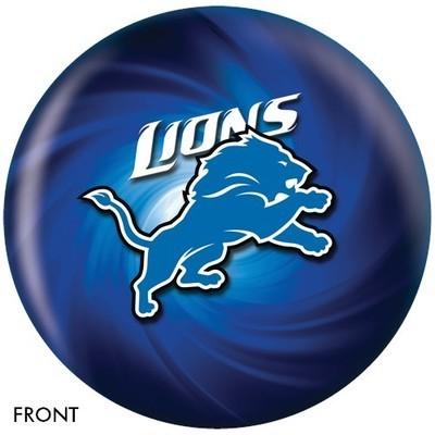 NFL Detroit Lions Bowling Ball