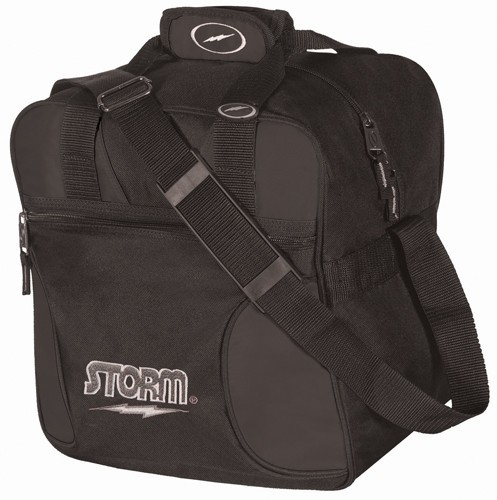 Storm Solo Tote Black Bowling Bag