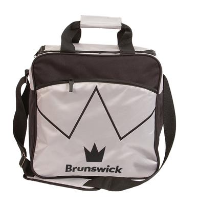 Brunswick Blitz Silver 1 Ball Bowling Bag