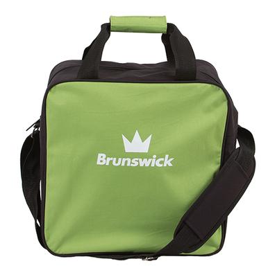 Brunswick TZone Lime 1 Ball Bowling Bag