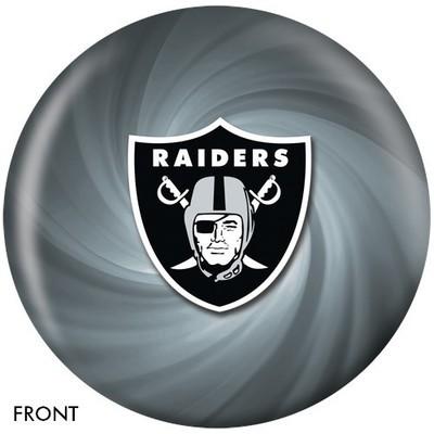 NFL Oakland Raiders Bowling Ball