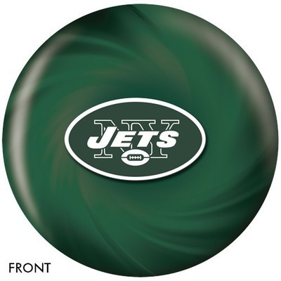 NFL New York Jets Bowling Ball